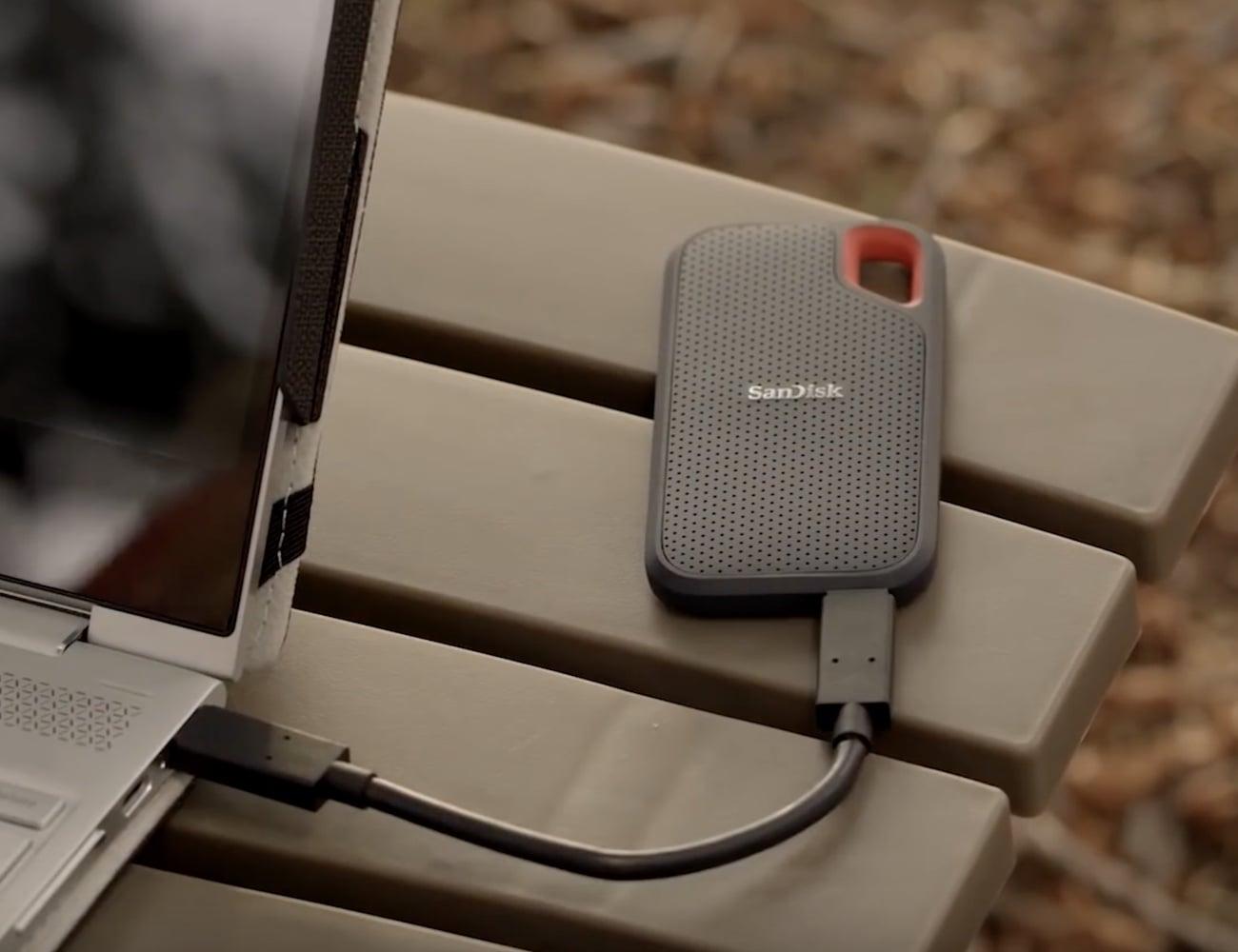SSD SanDisk Extreme