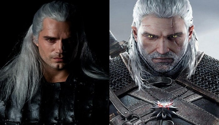 The Witcher, The Witcher 3, Netflix, CD Project RED,
