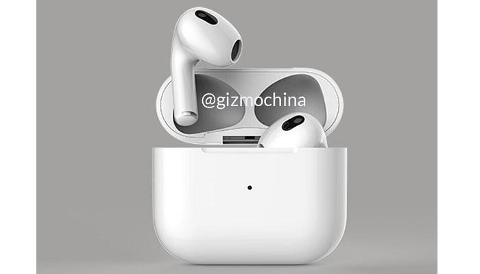 Apple, AirPods 3, Render, iPad Mini, iPad Mini Pro